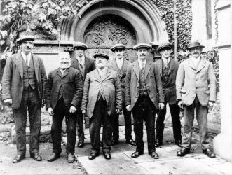 All Saints Bell Ringers 1921