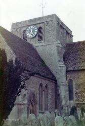 All Saints Bell Tower 1987