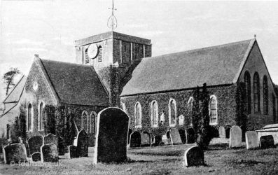All Saints Church 1906