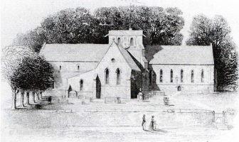 All Saints Church C1890
