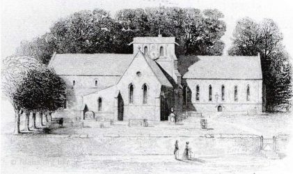 All Saints Church C1890