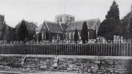 All Saints Church C1940