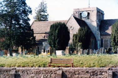 All Saints Church C1989