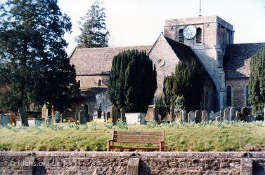 All Saints Church C1989