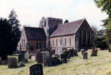 All Saints Church C1990