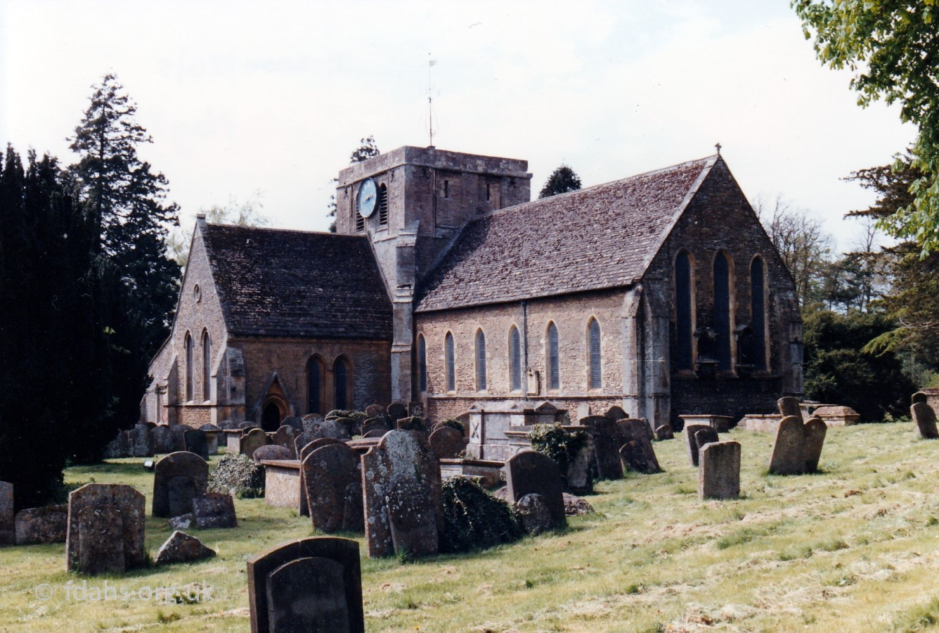 All Saints Church C1990