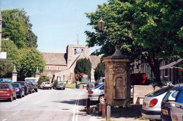 All Saints Church Portwell