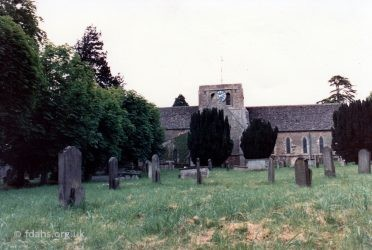 All Saints Churchyard