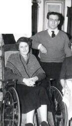 Bill Nancy Reeves 1958