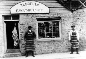 Boffin Butchers C1925