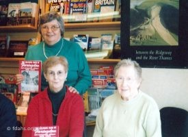 Book3 Launch 2003
