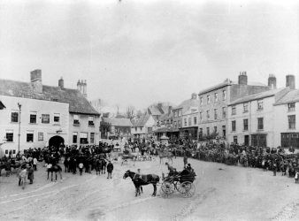 Boxing Day Hunt 1881
