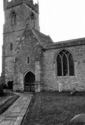 Coleshill Church 1986