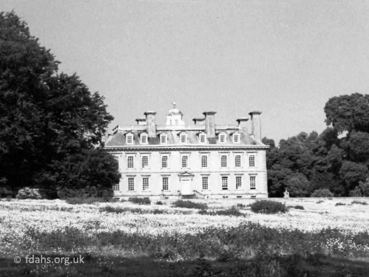 Coleshill House 1952