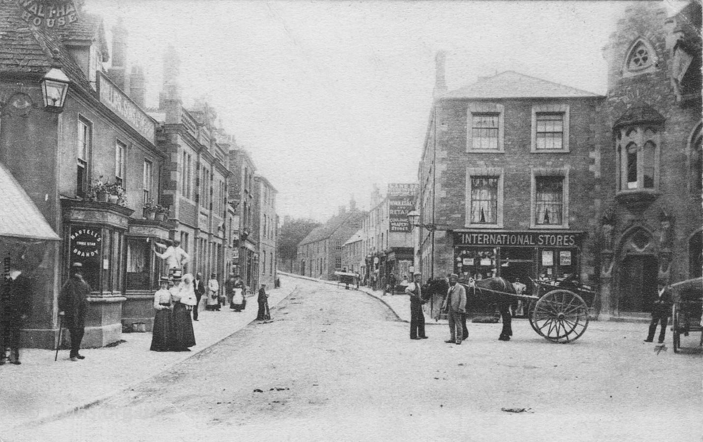 Cornmarket 1904