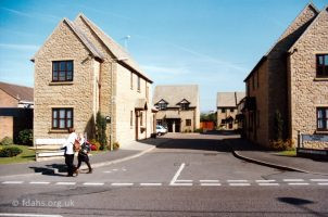Coxwell Gardens 1994