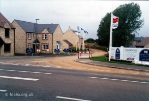 Coxwell Rd Coleshill Drive 2000