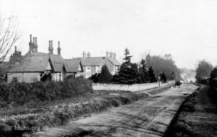Coxwell Rd Cottage Hosp C1905