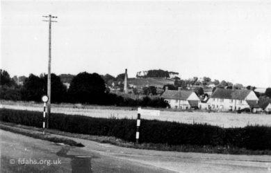 Coxwell Rd Fernham Rd 1953
