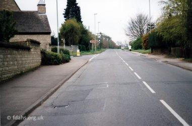 Coxwell Rd Fernham Rd 1991