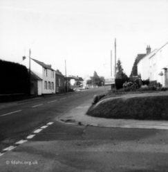 Coxwell Rd Highworth Rd 1982