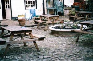 Crown Courtyard 2004