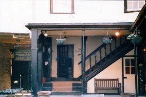 Crown Judges Stairs 2004
