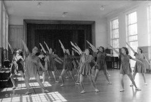 Elms Girls Dance C1970s
