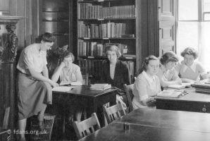Elms Girls Library C1970s