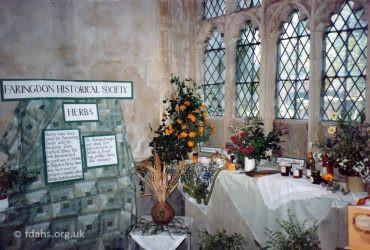 Exhibition All Saints 1989