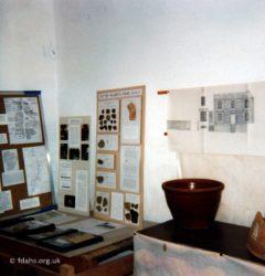 Exhibition Sheena Bourne1 1982