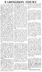 Faringdon Advertiser 14 01 1960
