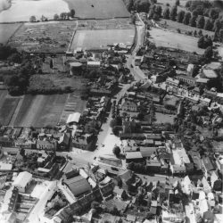 Faringdon Aerial Sw 1961