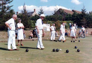 Faringdon Bowling Club 1989