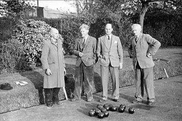 Faringdon Bowling Club C1935