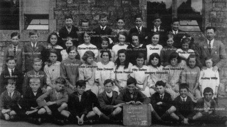 Faringdon Council School 1924