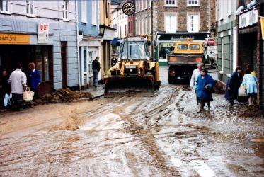 Faringdon Flood 1 1993