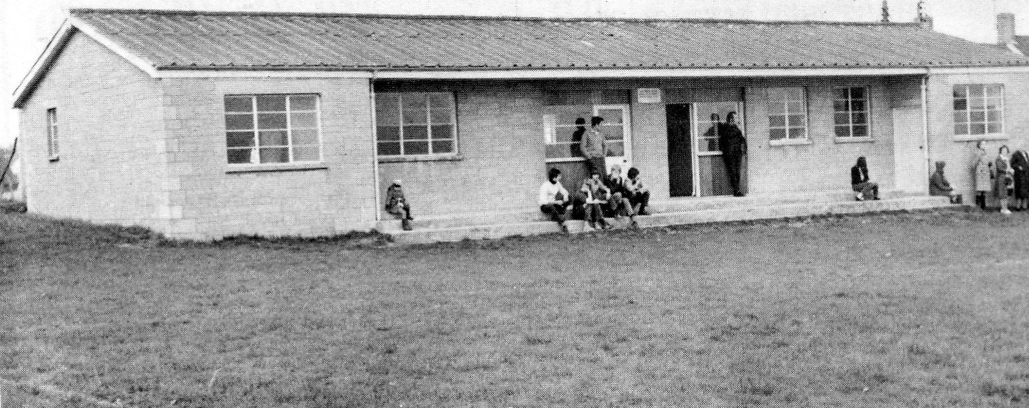 Faringdon Football Clubhouse 1972