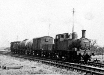 Faringdon Goods Train 1950s
