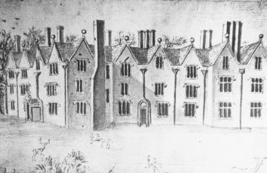 Faringdon House 1600s