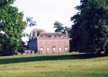 Faringdon House Rear 2000