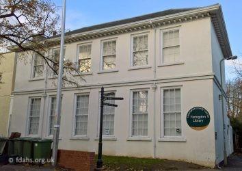 Faringdon Library