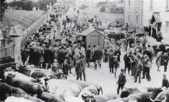 Faringdon Market 1904 Cs