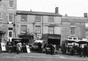 Faringdon Market 1978