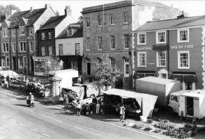 Faringdon Market 1982