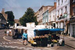 Faringdon Market 2001