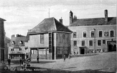 Faringdon Market Hall 1910s 3