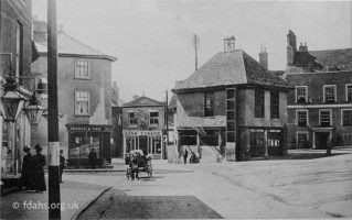 Faringdon Market Hall 1913 1