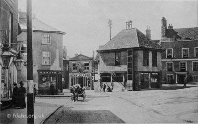 Faringdon Market Hall 1913 1