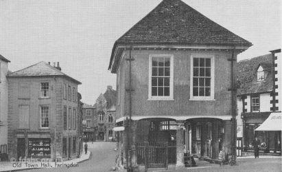 Faringdon Market Hall 1920s 3